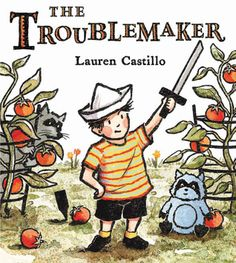 The Troublemaker cover
