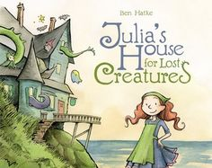 Julia's House for Lost Creatures cover