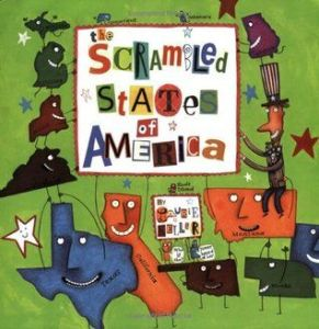 The Scrambled States of America cover