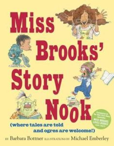 Miss Brooks' Story Nook cover