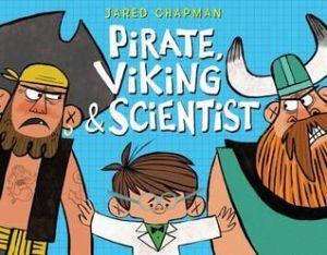 Pirate, Viking & Scientist cover