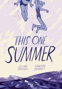 This one summer bookcover