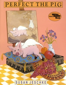 Perfect the Pig book cover