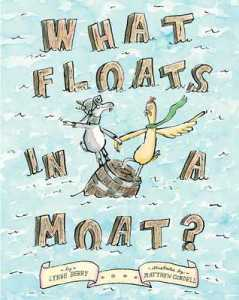 What floats in a moat book cover