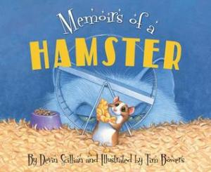 Memoirs of a hamster book cover