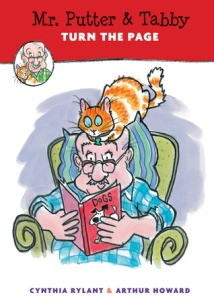 Mr. Putter & Tabby Turn the Page cover