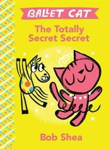 Ballet Car: The totally secret secret book cover