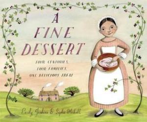 A Fine Dessert book cover