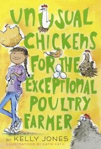 Unusual chickens for the exceptional poultry farmer book cover