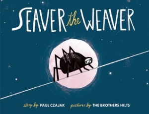 Seaver the Weaver book cover