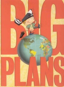 Big Plans book cover