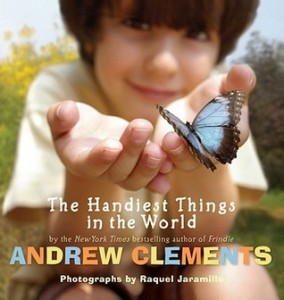 The handiest things in the world book cover