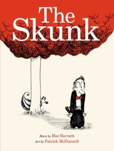 The Skunk book cover