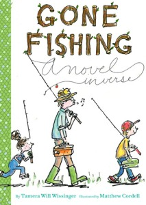 Gone Fishing book cover