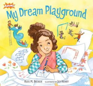 My dream playground book cover