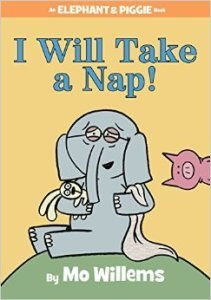 I will take a nap! book cover