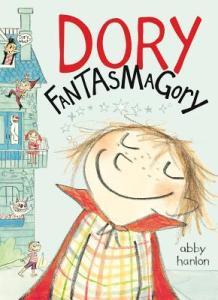 Dory Fantasmagory book cover