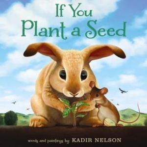 If you plant a seed book cover