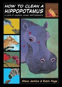 how to clean a hippopotamus book cover