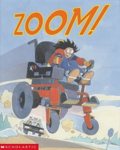 Zoom! book cover