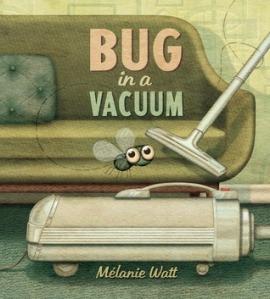 Bug in a vacuum book cover