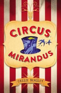Circus Mirandus book cover