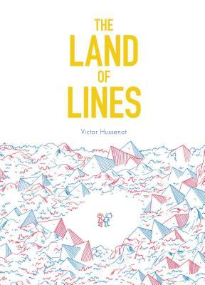 The land of lines book cover