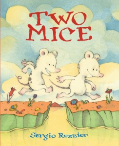 Two mice book cover