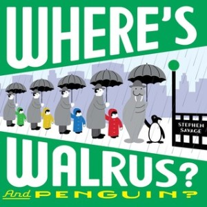 Where's Walrus and Penguin? book cover
