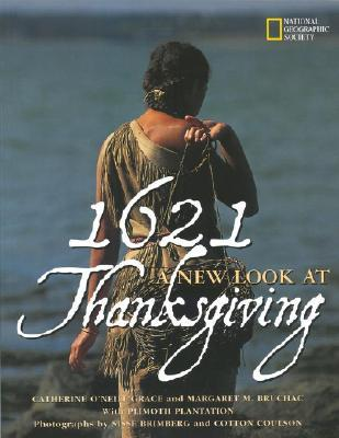 1621 a new look at Thanksgiving book cover