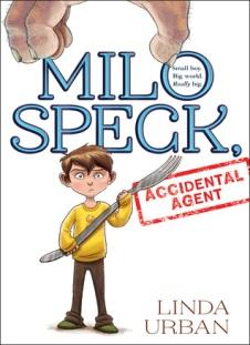 Milo Speck book cover
