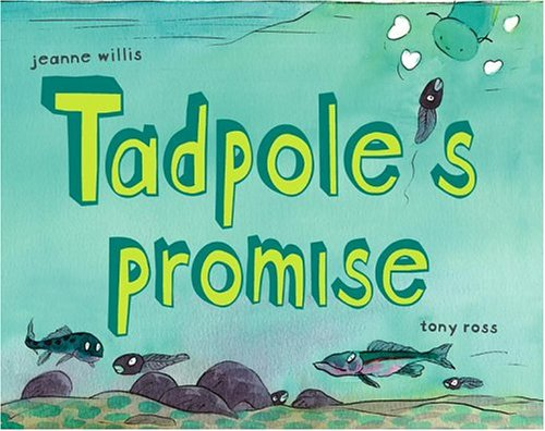 Tadpolie's promise book cover