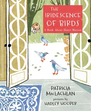 The Iridescence of Birds book cover