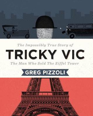 Tricky Vic book cover
