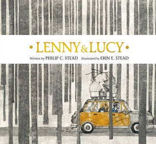 Lenny & Lucy book cover