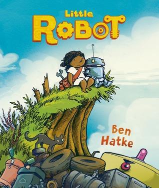 Little Robot book cover