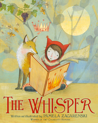The Whisper book cover