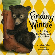 Finding Winnie book cover