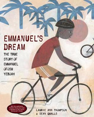 Emmanuel's Dream book cover