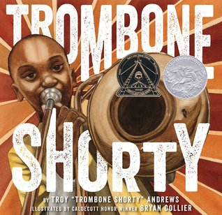 Trombone Short book cover