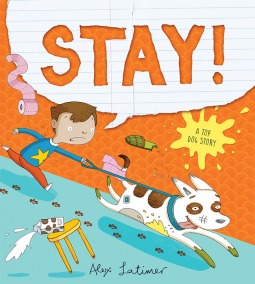 Stay! book cover