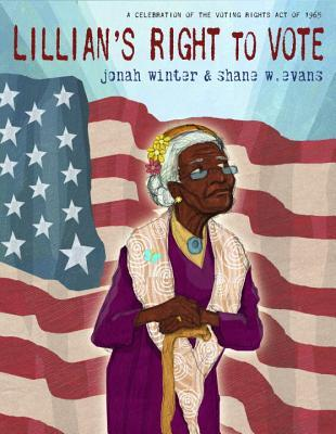 Lillian's Right to Vote book cover