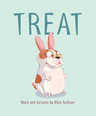 Treat book cover