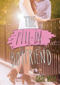 The Fill-in Boyfriend book cover