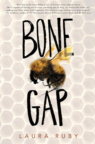 Bone Gap book cover