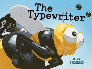 The Typewriter book cover