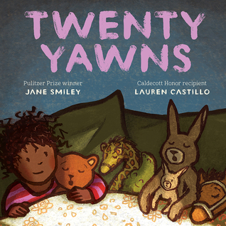 Twenty Yawns book cover