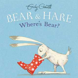 Bear & Hare: Where's Bear? book cover