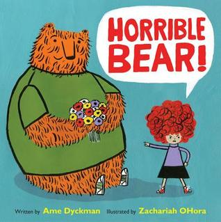 Horrible Bear! book cover