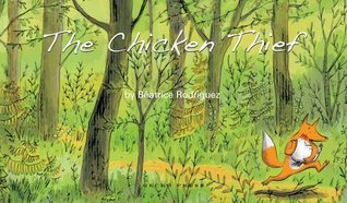 The Chicken Thief book cover